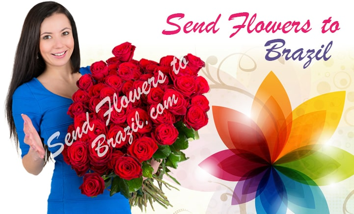 Send Flowers To Brazil | Flower Delivery In Brazil